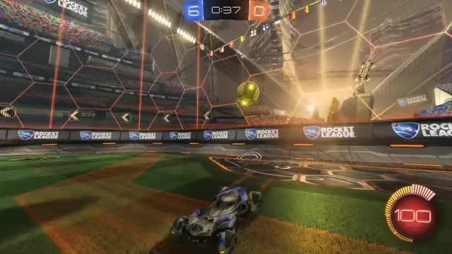 Watch Goal 7: IJ. GIF by Gif Your Game (@gifyourgame) on Gfycat. Discover more Gif Your Game, GifYourGame, Goal, IJ., Rocket League, RocketLeague GIFs on Gfycat