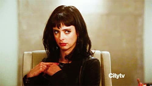 Watch and share Krysten Ritter GIFs and Nina Dobrev GIFs on Gfycat