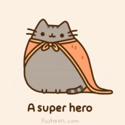 Watch and share Pusheen Cat Halloween Costumes GIFs on Gfycat