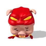 Watch and share 4610 Flying Pig Emoticon & Emoji Download Pig Emoticons Pig Emoji GIFs on Gfycat