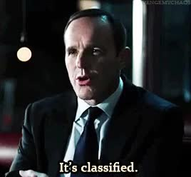 its classified