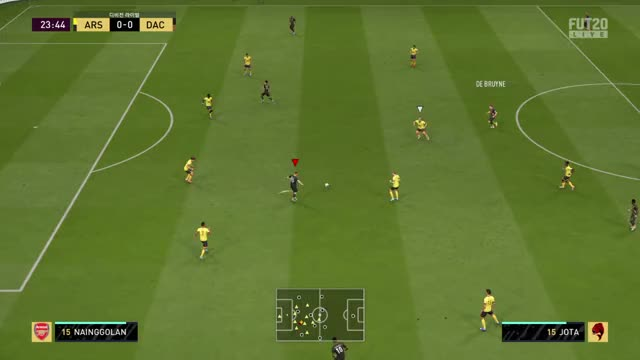 Watch and share FIFA 20 20200504203034 GIFs by nodou on Gfycat