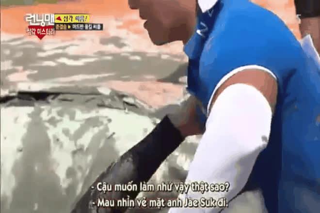 Bắn nước qua kẽ răng  Biệt tài tìm hoài chưa thấy đối thủ của Kim Jong Kook ảnh 2