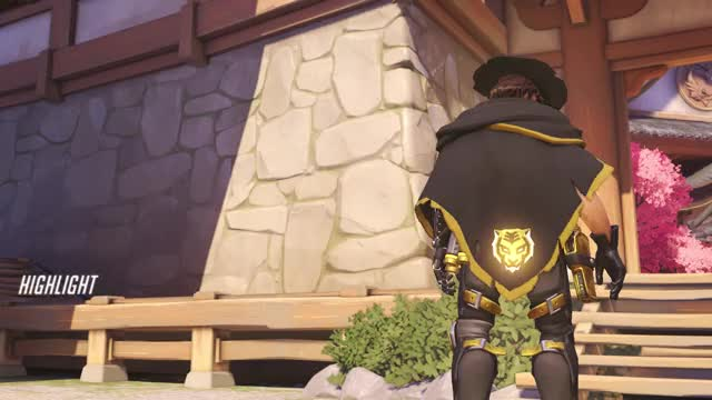 Watch and share Overwatch Game GIFs and Still There? GIFs by cheolgolae on Gfycat
