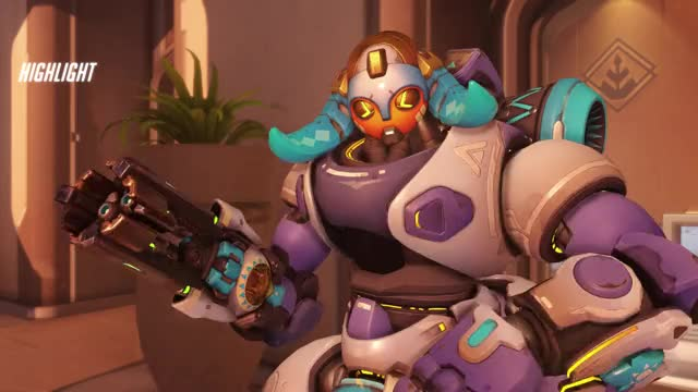 Watch and share Overwatch GIFs by Scarlet on Gfycat
