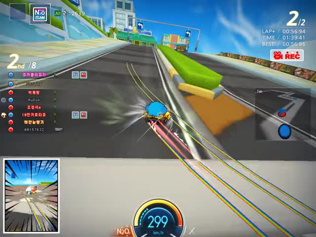 Watch and share Crazyracing Kartrider 2019.11.10 - 21.43.10.02.DVR GIFs by SOSTOP on Gfycat