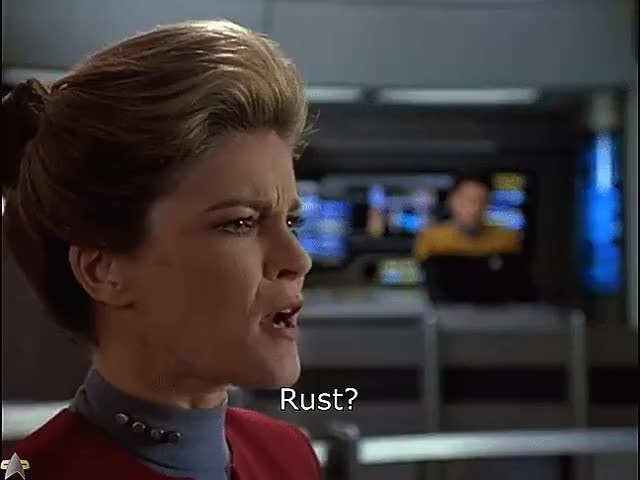 Watch Rust? GIF on Gfycat. Discover more kate mulgrew GIFs on Gfycat