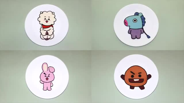 Watch and share Pancake GIFs and Bangtan GIFs by The Livery of GIFs on Gfycat