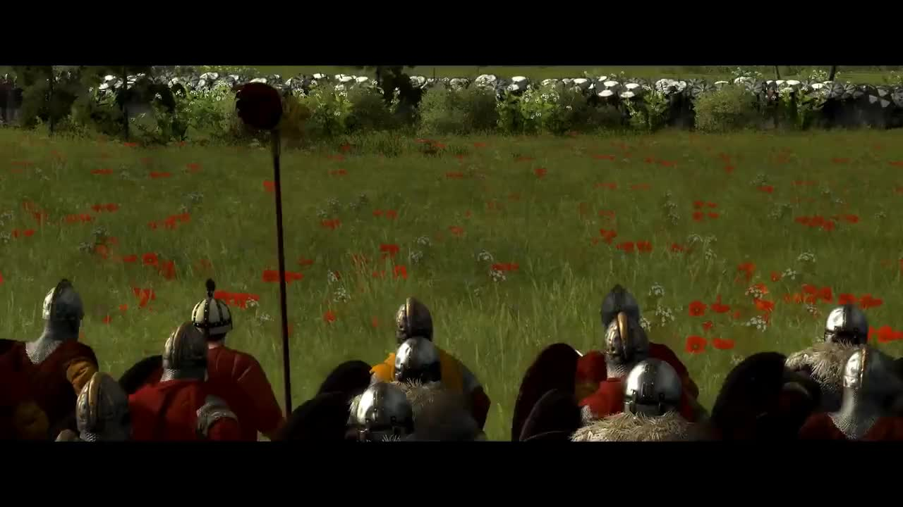 Battle, GamePlay, Norse, Vikings, alfred, anaraut, ceowulf, cinematic, epic, guthfrid, gwined, king, massive, ragnar, saga, total, trailer, ultra, war, Total War Saga: Thrones of Britannia | West Seaxe Vs Norse | Cinematic Battle GIFs