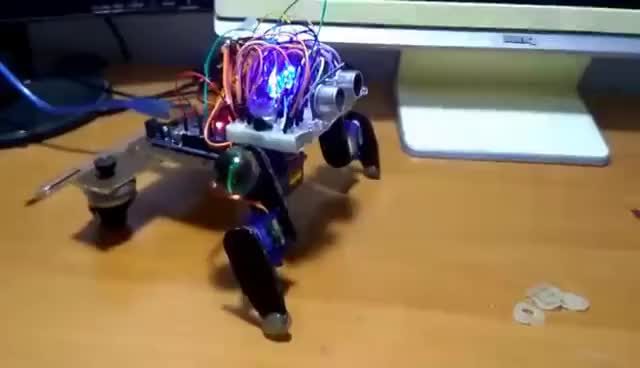 Watch and share My 1st Arduino Robot GIFs on Gfycat