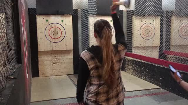 Watch and share Bullseye GIFs and Practice GIFs by verowak on Gfycat