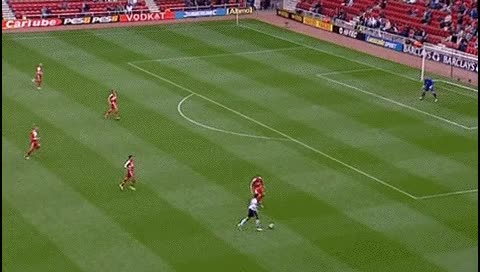 Watch and share Dimitar Berbatov. Middlesborough - Tottenham. 28.04.2007 GIFs by fatalali on Gfycat