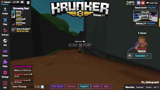 Watch and share Krunker 2021-03-27 11-31-00 GIFs by gournor on Gfycat