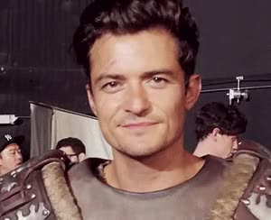 Watch this celebrity GIF on Gfycat. Discover more celebrity, orlando bloom, wink GIFs on Gfycat