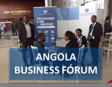 Watch and share 14 - ANGOLA BUSINESS FORUM animated stickers on Gfycat