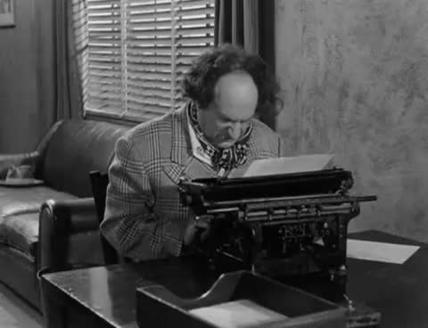 Watch Studio Stoops (1950) GIF on Gfycat. Discover more Stooges GIFs on Gfycat