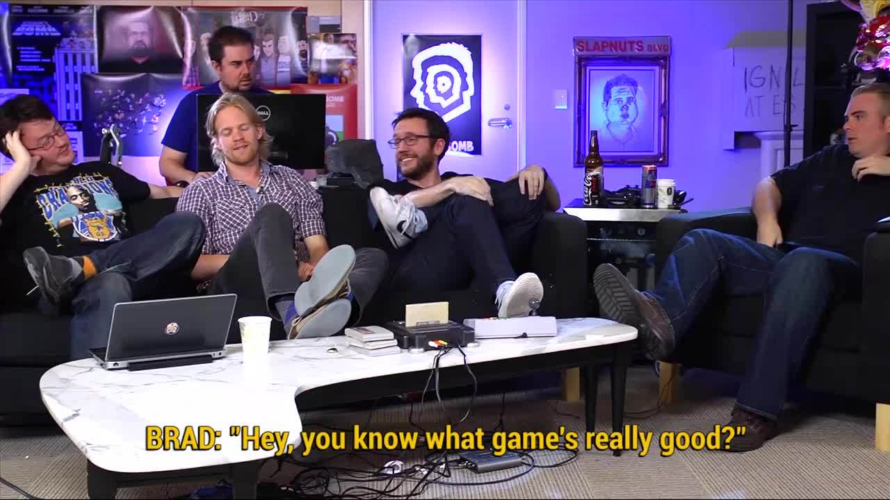 giantbomb, This webm is way better. (reddit) GIFs