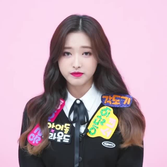 Watch and share Olivia Hye GIFs and Loona GIFs by The Bakery on Gfycat
