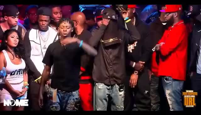 Watch and share TAY ROC VS CHESS SMACK/ URL RAP BATTLE GIFs on Gfycat
