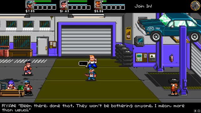 Watch River City Ransom Underground GIF by @ettokun on Gfycat. Discover more related GIFs on Gfycat