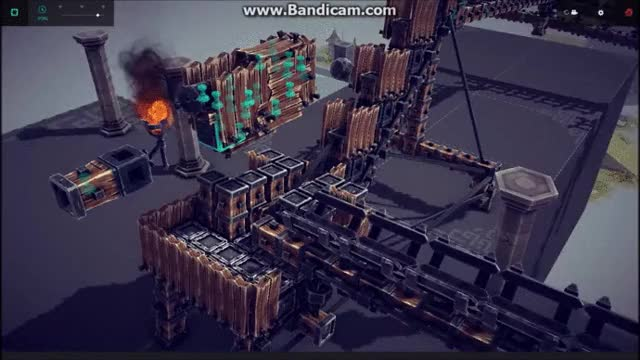 Watch and share Besiege GIFs by jpg4515157 on Gfycat