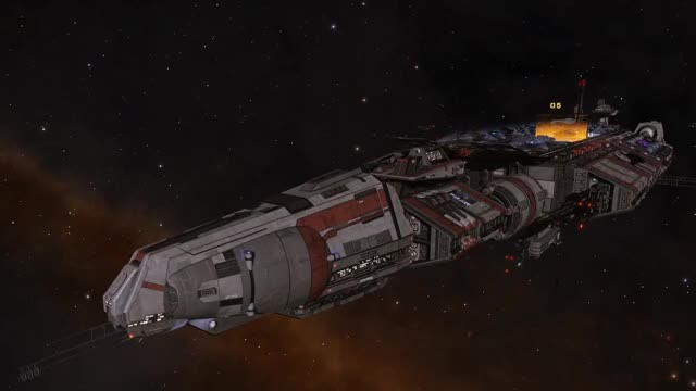 Watch and share Elite Dangerous GIFs and Fleet Carrier GIFs by StoicJ on Gfycat