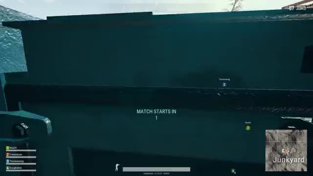 Watch and share Vlc-record-2018-04-09-23h25m11s-PLAYERUNKNOWN GIFs on Gfycat