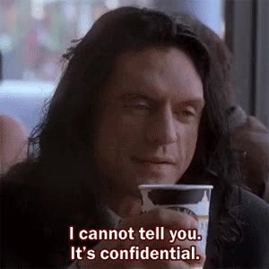 Watch and share Tommy Wiseau GIFs on Gfycat
