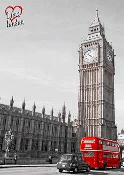 Watch and share Big Ben Bus GIFs on Gfycat