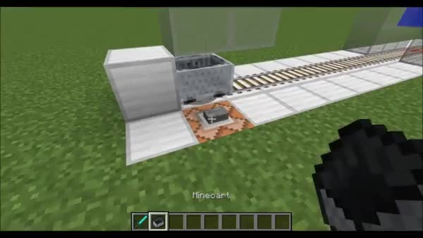 Watch Automated Mob Minecart Unloader GIF on Gfycat. Discover more Minecraft, minecraft GIFs on Gfycat