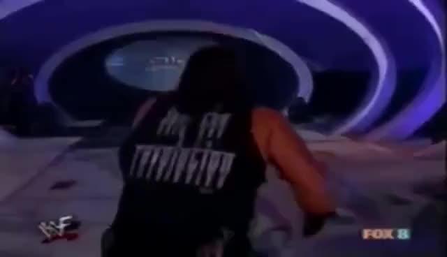 Rhyno Gore Chris Jericho