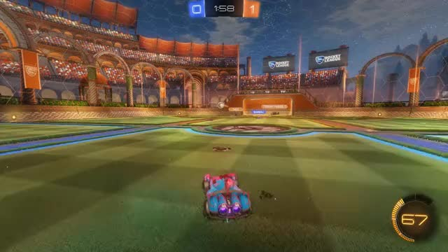 Watch and share Rocket League GIFs by Quzoide on Gfycat