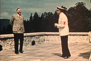 Hitler dance GIFs
