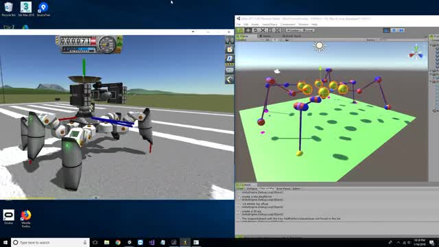 Watch and share Unity Robotic Controller For Kerbal Space Program GIFs by carter on Gfycat