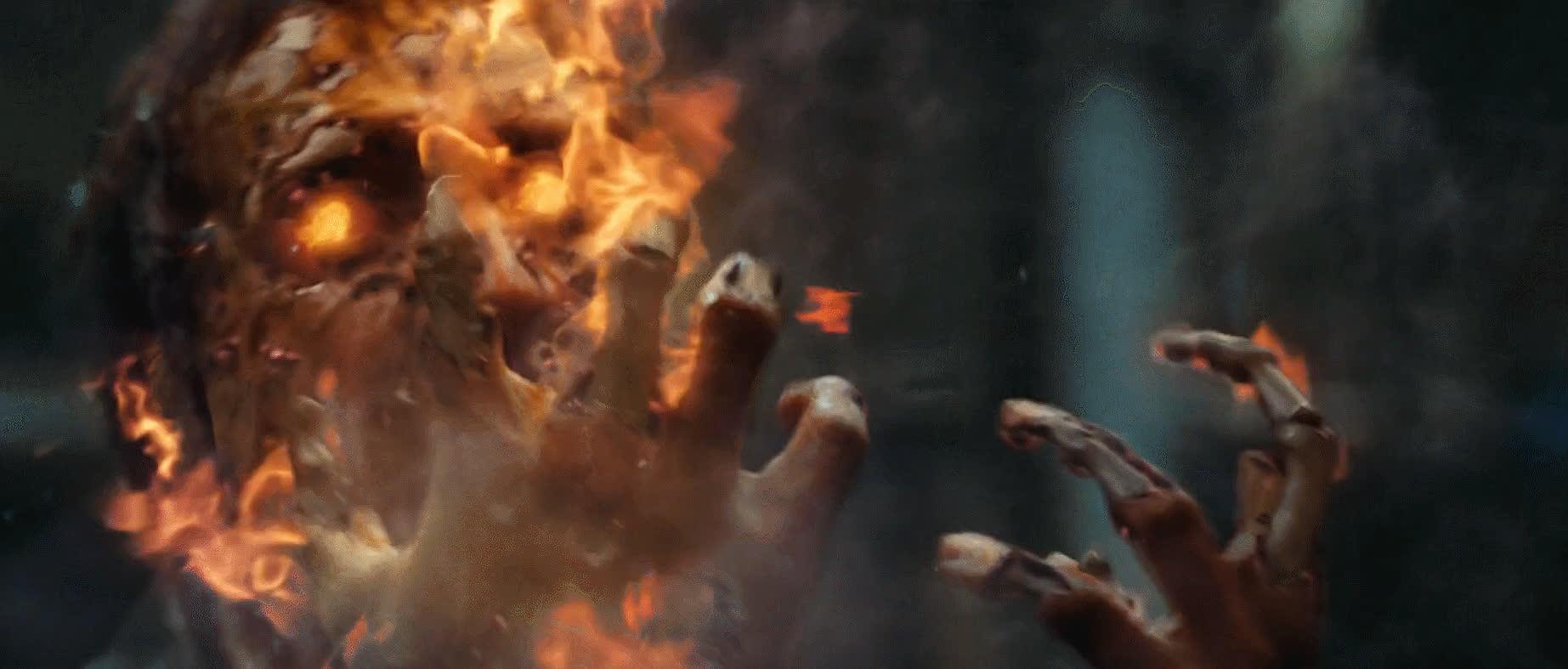 onetruegod, Ghost Rider Transformation GIFs