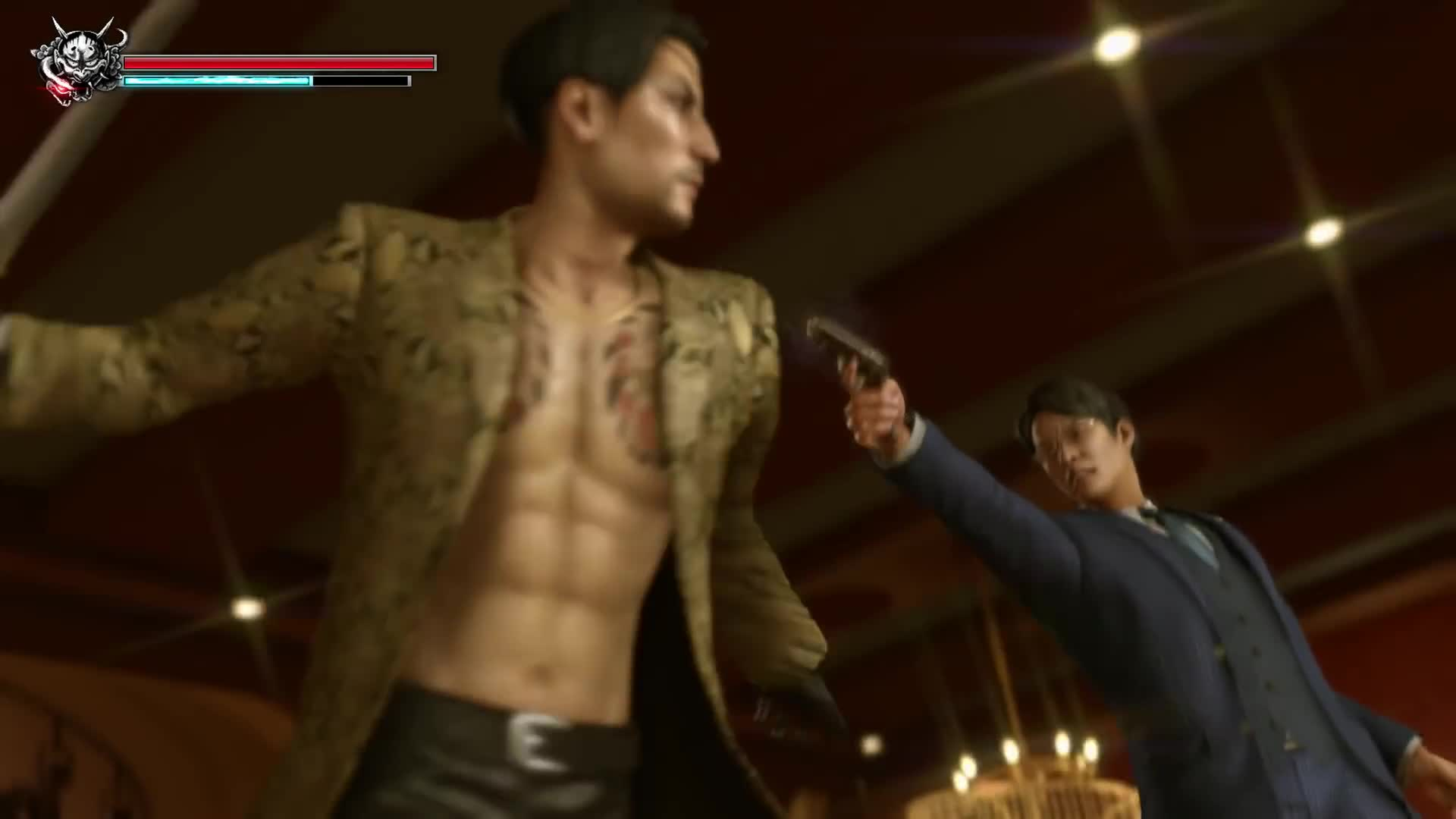 Yakuza Kiwami 2 Majima Gifs Search Search Share On Homdor