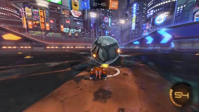 Watch Goal 4: Binagin GIF by Gif Your Game (@gifyourgame) on Gfycat. Discover more Binagin, Gif Your Game, GifYourGame, Goal, Rocket League, RocketLeague GIFs on Gfycat
