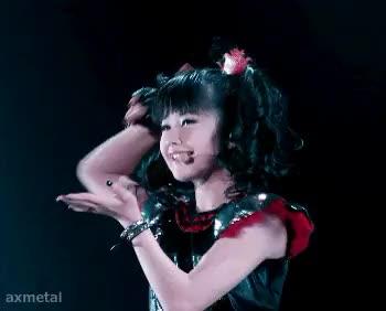 Watch and share Suzuka Nakamoto GIFs and Kawaii Metal GIFs on Gfycat