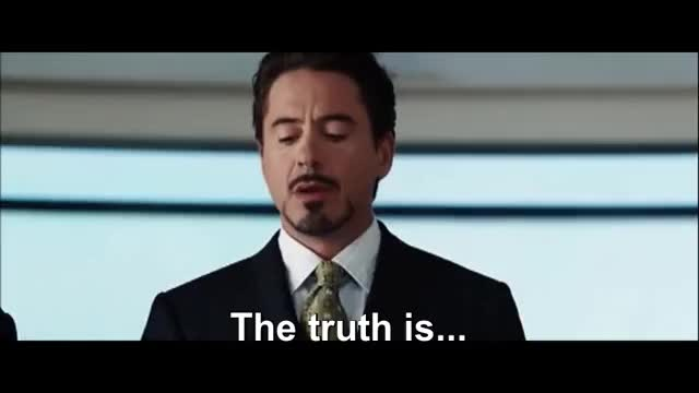 Watch The confession GIF on Gfycat. Discover more i am iron man, iron man ending, vitahacks GIFs on Gfycat