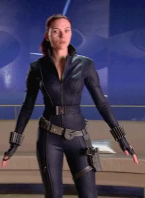 Watch and share Scarlett Johansson GIFs by extrawetwings on Gfycat