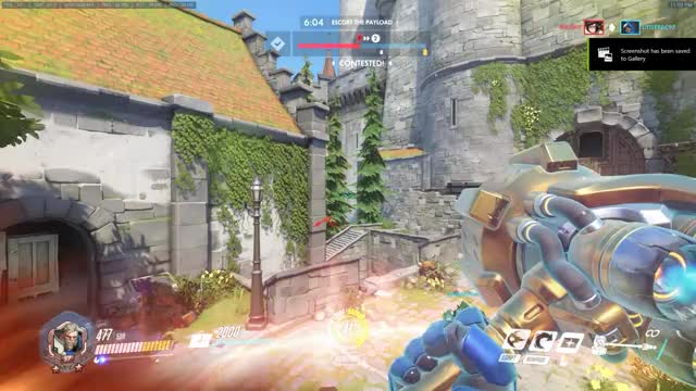Watch and share Overwatch 06 29 2017   23 03 20 43 DVR GIFs on Gfycat