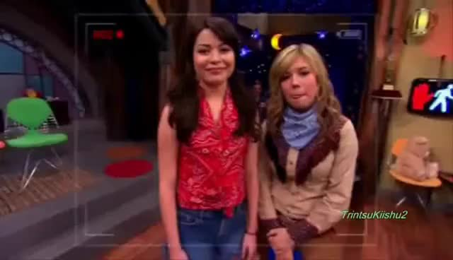 Tits paxton icarly beauty pageant episode nudity dads and