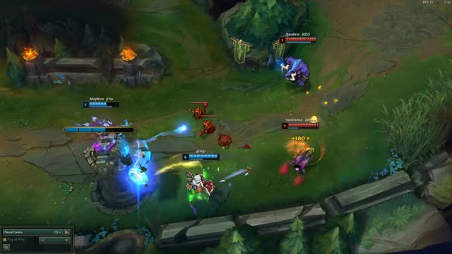 Watch and share League Of Legends GIFs and Alistar GIFs by Mostly Zilean plays on Gfycat