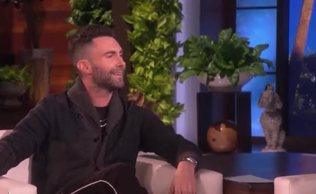 Watch this adam levine GIF by Reactions (@ioanna) on Gfycat. Discover more adam, afraid, box, ellen, funny, gets, giant, god, horror, levine, lol, my, oh, omg, prank, rat, scared, surprise, terrified, terror GIFs on Gfycat