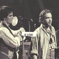 Watch and share Les Miserables GIFs and Ramin Karimloo GIFs on Gfycat
