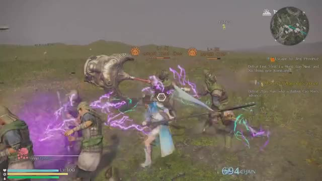 Watch and share Dynasty Warriors 9 GIFs and Miwagre GIFs on Gfycat