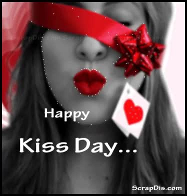 Watch and share Happy Kiss Day Animated Gifs GIFs on Gfycat
