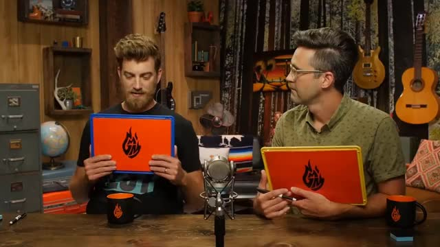 Watch gmm (with better quality) GIF on Gfycat. Discover more Gmm, Mythical, jeopardy, link, rhett, rhettandlink GIFs on Gfycat