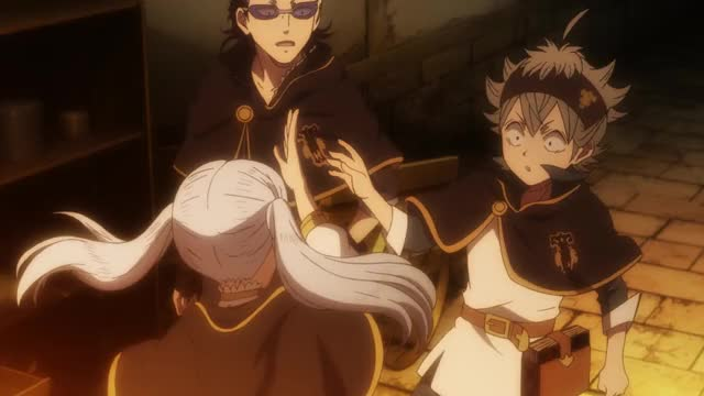 Watch and share Black Clover GIFs and Funimation GIFs by Funimation on Gfycat