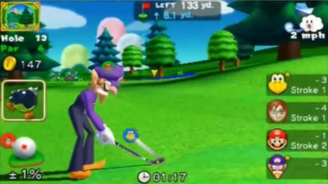 Vinny's Amazing Golf Run [Vinesauce]
